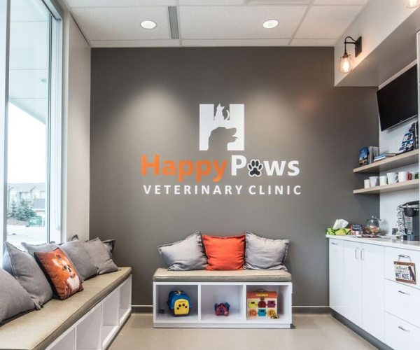 Happy Paws Veterinary Clinic